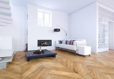 Wykończenia i wzory ułożenia podłogi